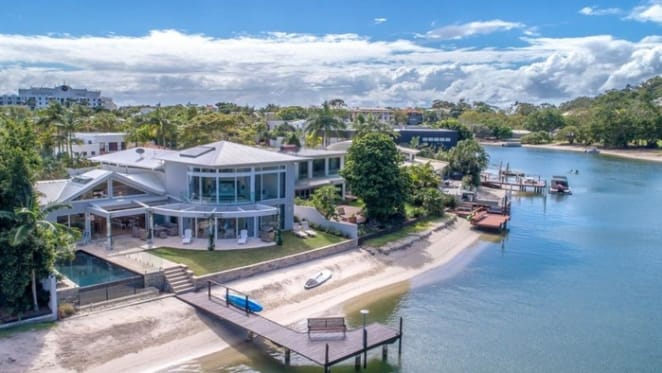 Waterfront Witta Circle Island trophy home in Noosa Heads sold