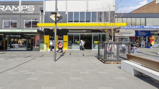 CBA's Wollongong Mall premises to go under the hammer