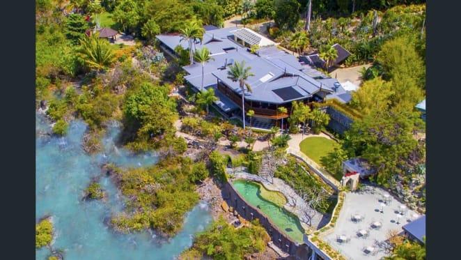 Botanica Whitsundays wedding venue listed for sale