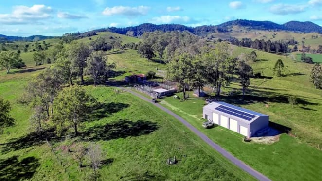 Mary Valley's Woolgar Nest sold at auction for $3.4 million