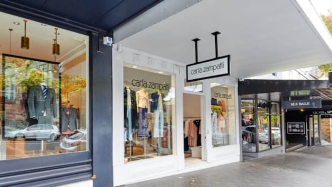 High street retail lease opportunity in Sydney's Woollahra