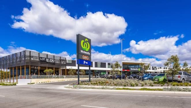 Perth neighbourhood shopping centre sells for nearly $27 million