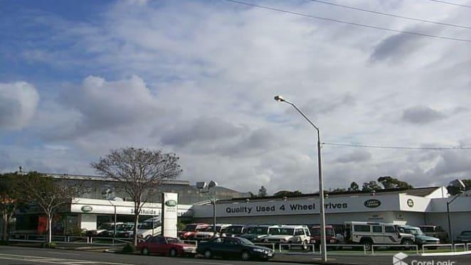 Two Woolloongabba car dealerships sold in off-market deals