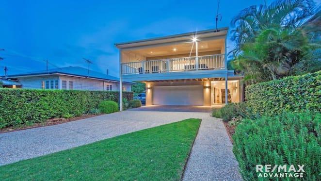 Wynnum house listed by mortgagee