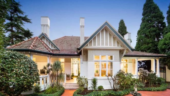 South Yarra trophy home sells for over $11 million
