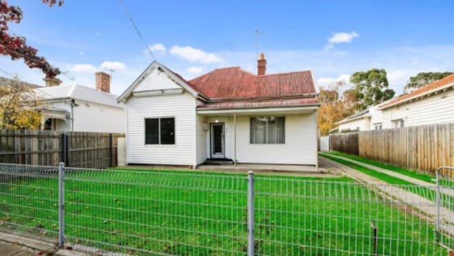 Yarraville Victorian house achieves standout result at auction
