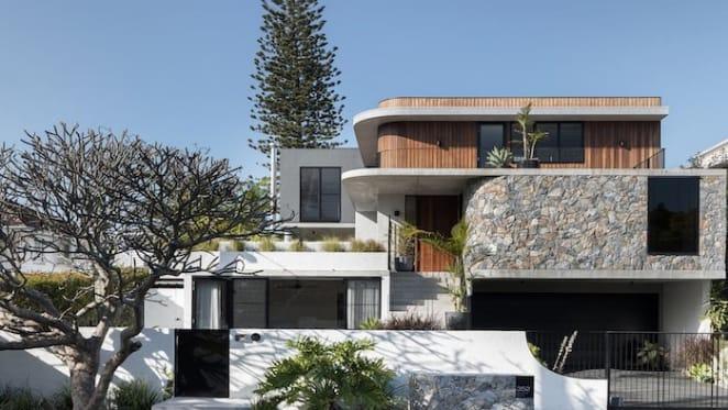 Designer GrayHAUS Yeronga home sells at auction