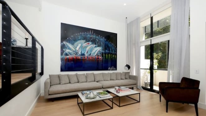 Jockey Brenton Avdulla sells Zetland home