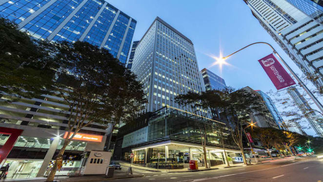 Upgraded 300 Adelaide St in Brisbane attracts seven new tenants