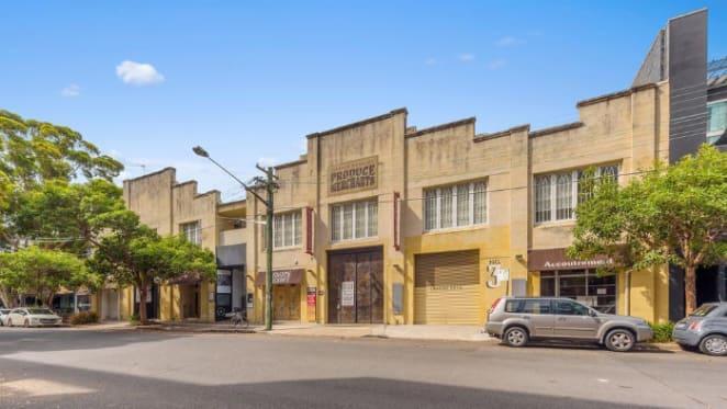 Quatroville family list Danks Street Produce Merchants space
