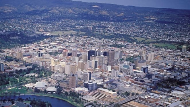 Adelaide clearance rates slightly down from last year: CoreLogic