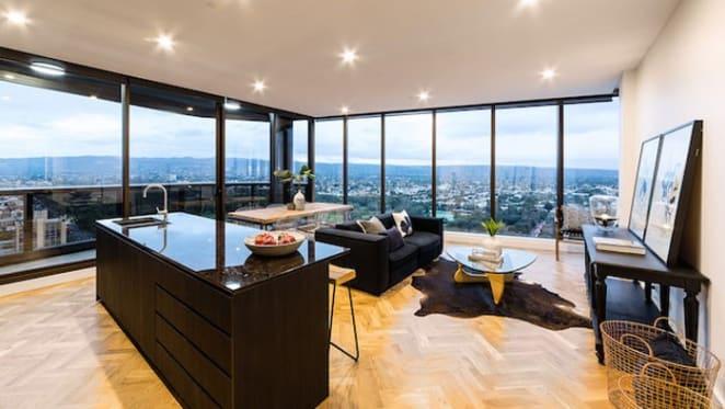 Adelaide's tallest residential building wins more design awards