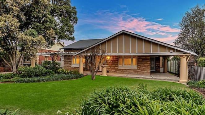 Colonel Light Gardens tops list of 2017 Adelaide house hotspots