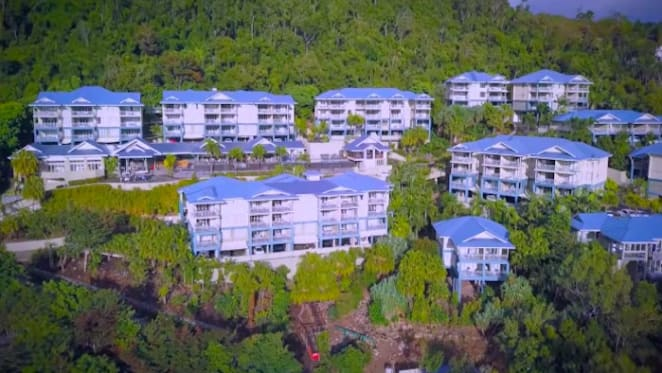 Peppers Airlie Beach hotel in Whitsundays listed