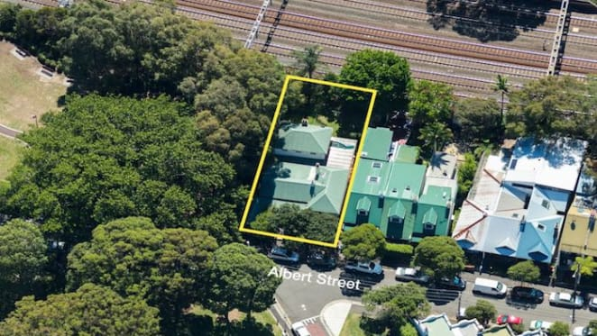 One of Erskineville's biggest sites for sale