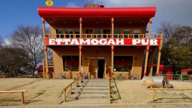 The original Ettamogah Pub at Albury hits the market