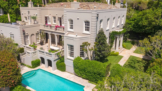 Adman James Cooper spends $11.5 million plus on Bellevue Hill home Allala