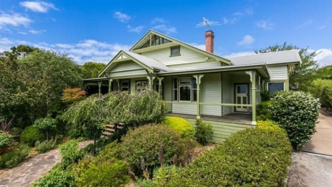 1920s Anglesea Edwardian cottage for auction