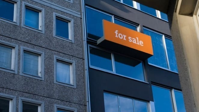 Brisbane apartment sales volume record