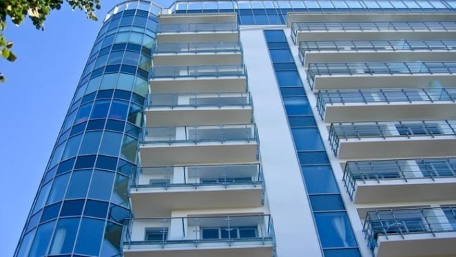 Volatile apartment approvals drive dwelling stats: AMP Capital's Shane Oliver