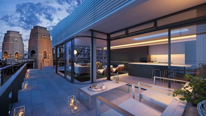 Ceerose to build Aqualuna Residences at Milsons Point