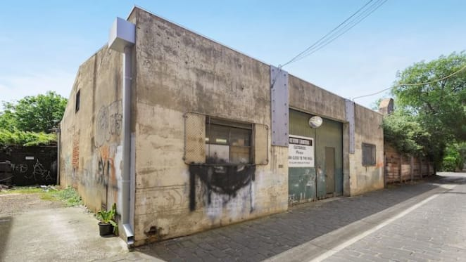 Armadale commercial site comes onto the market