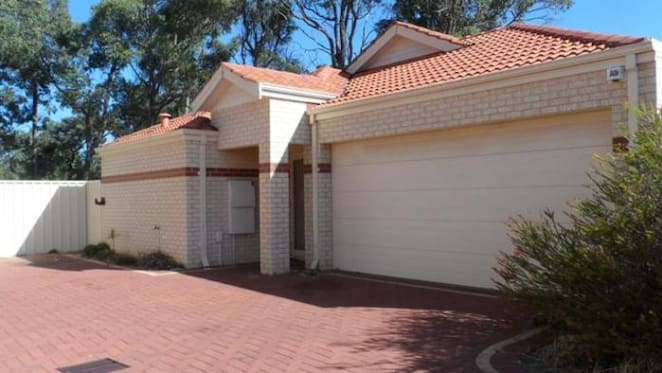 Armadale, Perth three bedroom villa listed by mortgagee