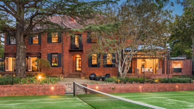 Killara family estate up for auction