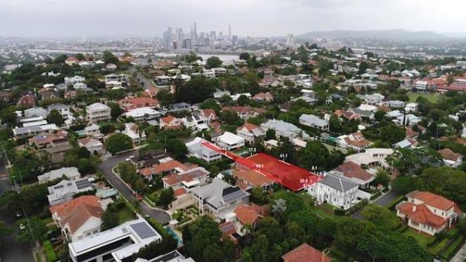 Ascot dream home building block listing