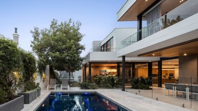 Troy Daffy's Ascot trophy home hits the market