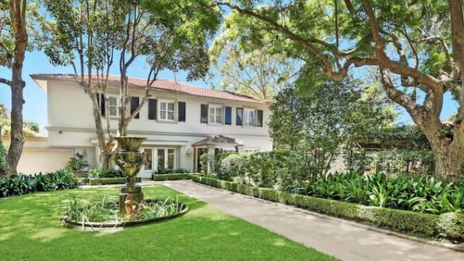 ASX chief Dominic Stevens lists in Bellevue Hill with $16 million hopes