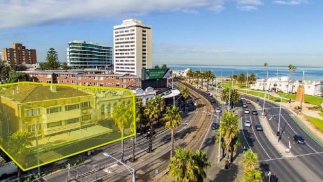 Three Fitzroy Street, St Kilda properties with tenancies sold