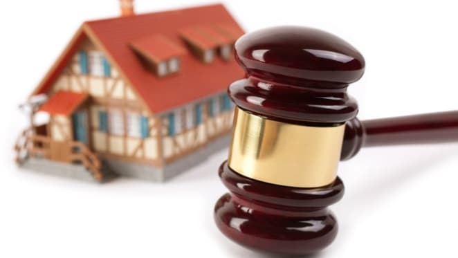 April auctions weakened slightly: Domain