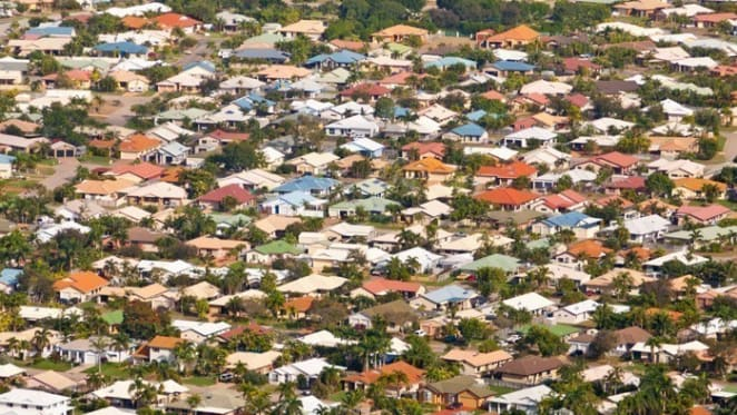 Asking house prices slip in Perth, Darwin: SQM Research