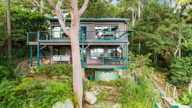 Rio Tinto boss's wife secures Avalon Beach weekender