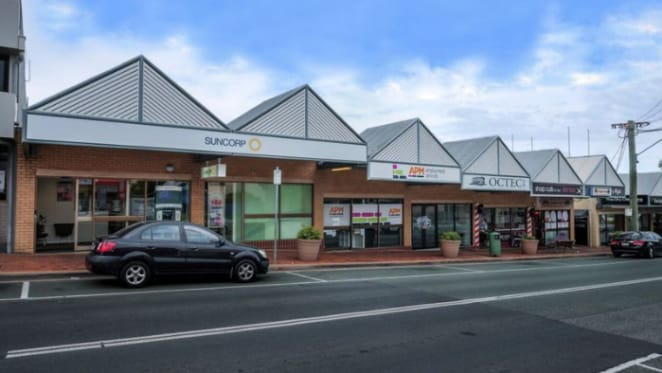 Freestanding retail hub in Beenleigh sells for $1,787,500 at auction
