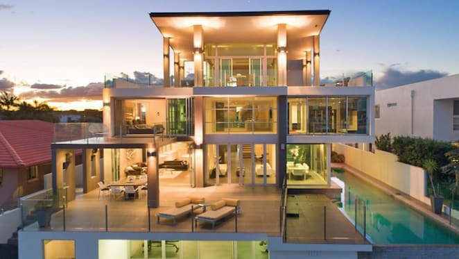 Ron Bakir penthouse buyers list Paradise Waters home