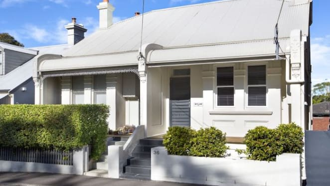 Wylam, the renovated 1890s Balmain terrace, listed by former media agency boss