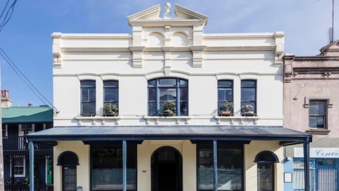 Balmain former shop listed for $3.9 million