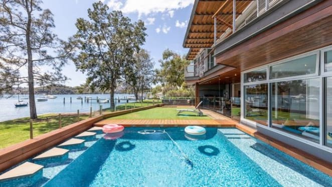 Reckon co-founder Greg Wilkinson lists Balmain waterfront reserve home