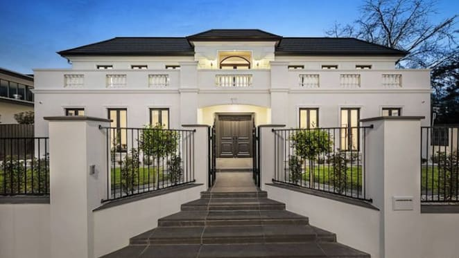 Balwyn High zone trophy home listed at over $3 million