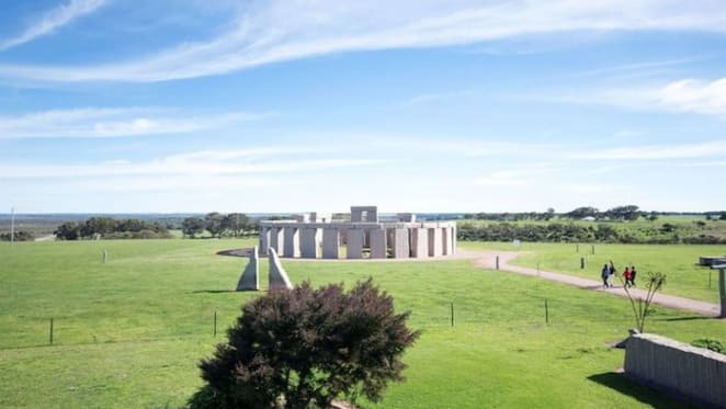 Esperance property with Stonehenge replica listed