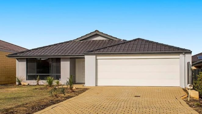 Banksia Grove four bedroom house listed by mortgagee