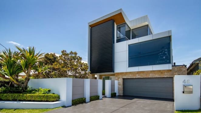 Five bedroom Newcastle trophy home sells for $4.25 million