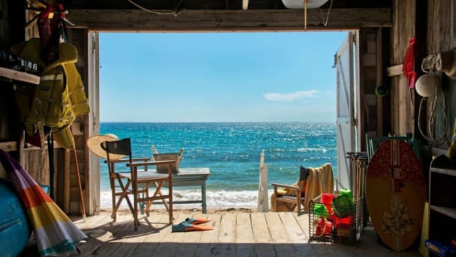 Portsea boatshed sells for just shy of $1 million