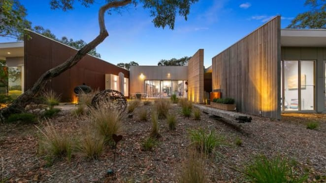 Luxury Bellbrae home on Great Ocean Road home listed