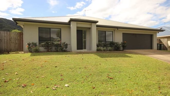 A four bedroom Bentley Park, Queensland home sold by mortgagees