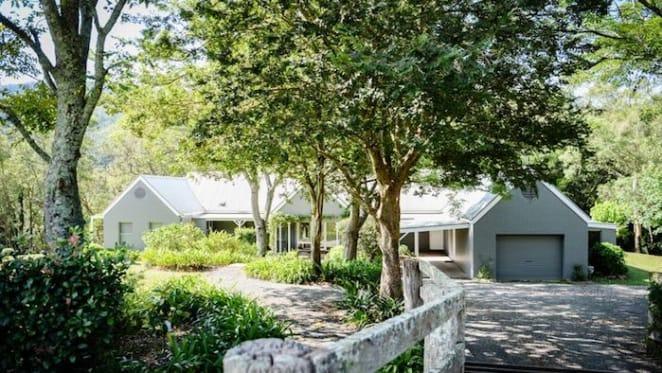 Art curator lists Berry retreat Pachamama