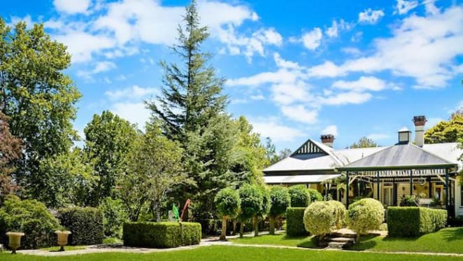 Berry's Willow Farm listed by writers Amy Willesee and Mark Whittaker