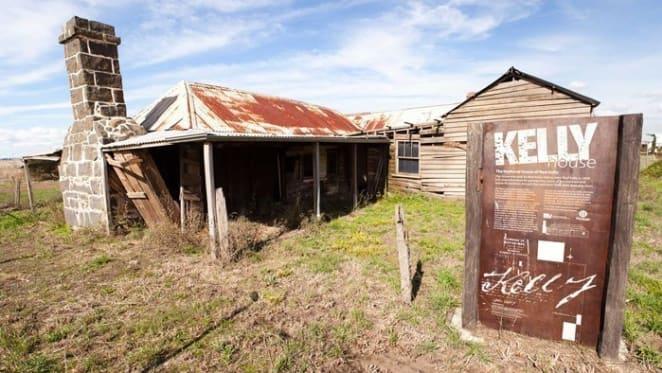 Bushranger Ned Kelly's Beveridge childhood home listed
